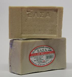 Savon Traditionnel blanc à l'ancienne ELSA 250 g - 280 g