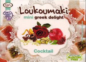 Loukoums grecs mini-cocktail 150 g