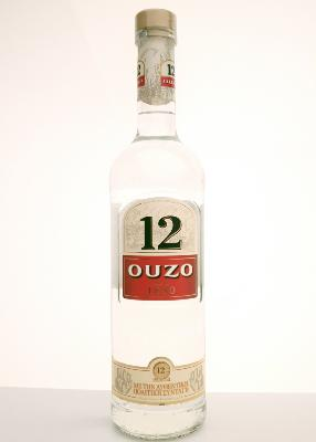 Ouzo Grec 12 700 ml vol 38°C