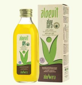 Aloevit - Aloe Vera à l'orange BIO 500 ml - Hellenic Aloe