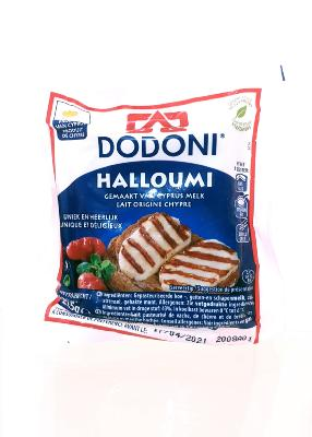 Fromage Halloumi DODONI 225 g