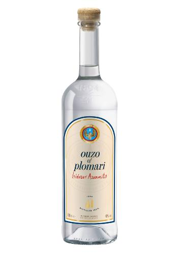Ouzo Grec Plomari 700 ml vol 40°C