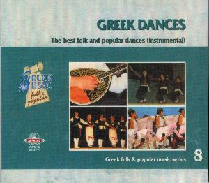 CD - Greek Dances - Instrumental
