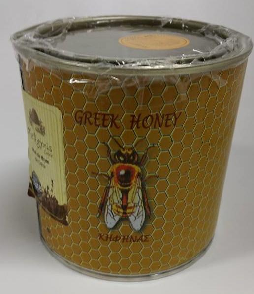miel de thym crete